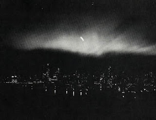 Ufo New York, USA en 1950